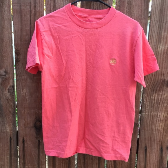 Tops - Golf Wang Pink Shirt Adult Small Unisex